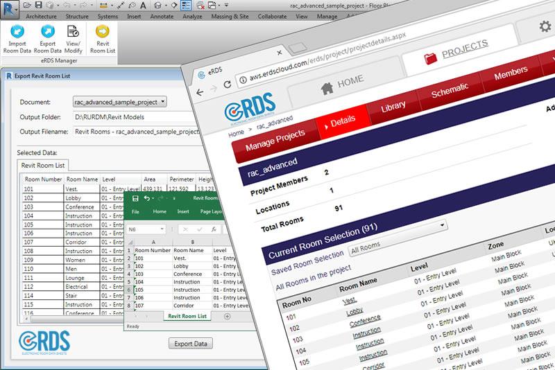 eRDS Manager   eRDS Cloud & Field