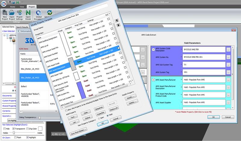 3D Asset | eRDS Cloud & Field